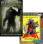 BIGFOOT NATION PLUS BIGFOOT THE MOVIE SET