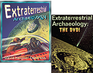 EXTRATERRESTRIAL ARCHEOLOGY BOOK & DVD SET