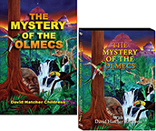 MYSTERY OF THE OLMECS BOOK AND DVD SET