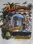 ADVENTURES UNLIMITED T-SHIRT